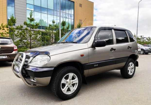 Chevrolet Niva, 2008 год, 225 000 руб.
