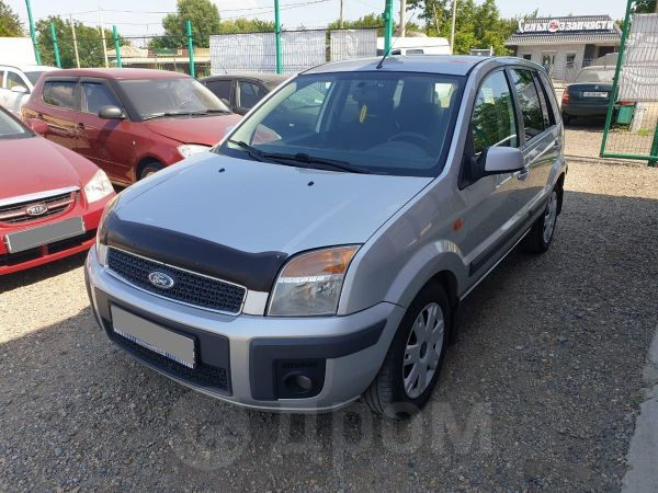 Ford Fusion, 2007 год, 278 000 руб.