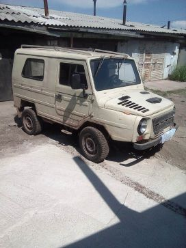 Братск ЛуАЗ 1985