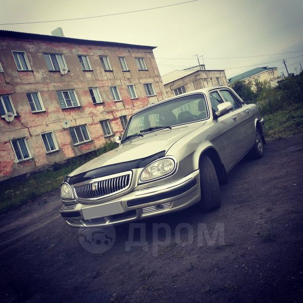 ГАЗ 31105 Волга, 2007 год, 92 000 руб.