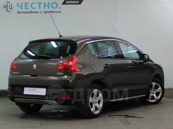 Peugeot 3008, 2011 год, 499 000 руб.