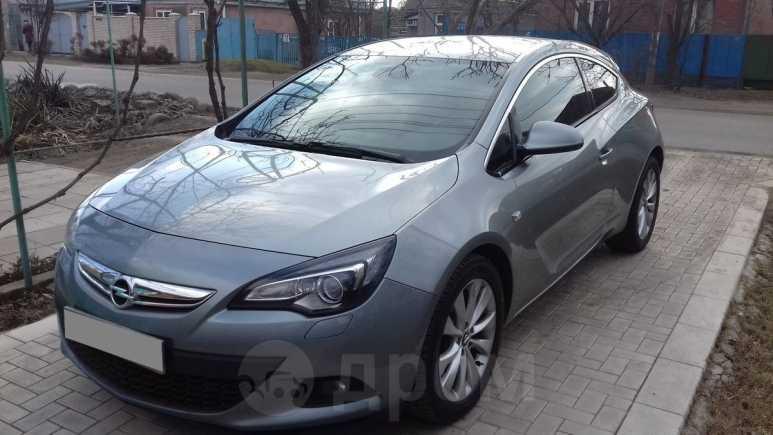 Opel Astra GTC, 2012 год, 585 000 руб.