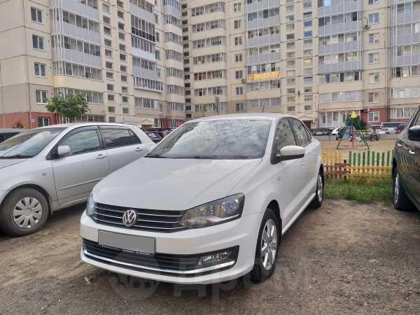 Volkswagen Polo, 2016 год, 665 000 руб.