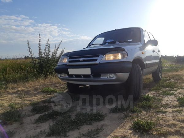 Chevrolet Niva, 2003 год, 139 000 руб.
