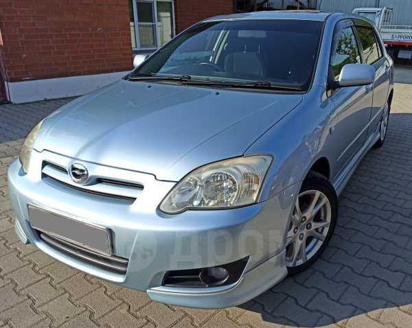 Toyota Allex, 2005 год, 465 000 руб.