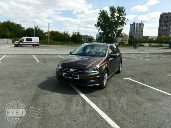 Volkswagen Polo, 2017 год, 585 000 руб.