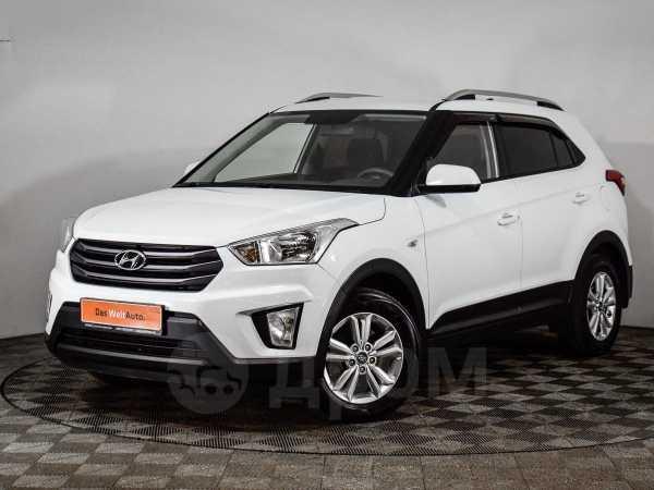 Hyundai Creta, 2017 год, 1 008 000 руб.