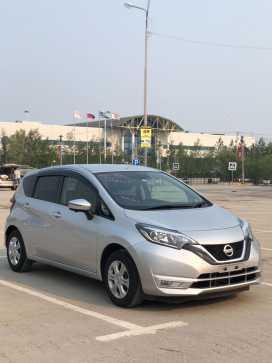 Якутск Nissan Note 2017