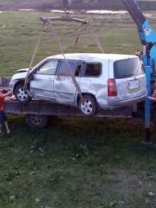 Новонукутский Succeed 2008