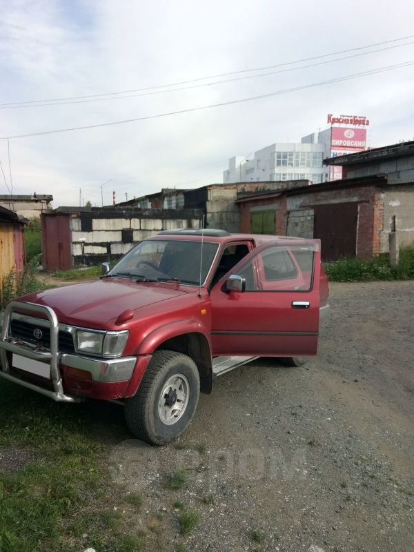 Toyota Hilux Surf, 1992 год, 275 000 руб.