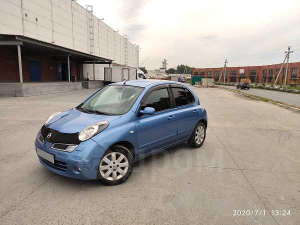 Nissan Micra, 2008 год, 335 000 руб.