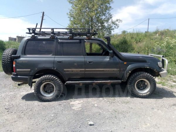 Toyota Land Cruiser, 1993 год, 500 000 руб.