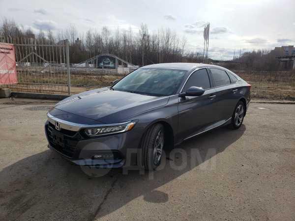 Honda Accord, 2018 год, 1 630 000 руб.