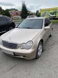 Mercedes-Benz C-Class, 2002 год, 282 000 руб.