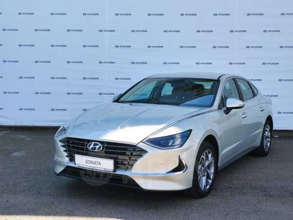 Hyundai Sonata, 2020 год, 1 734 000 руб.