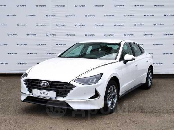 Hyundai Sonata, 2020 год, 1 624 000 руб.