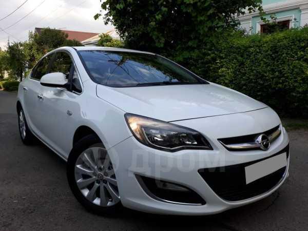 Opel Astra, 2013 год, 548 000 руб.