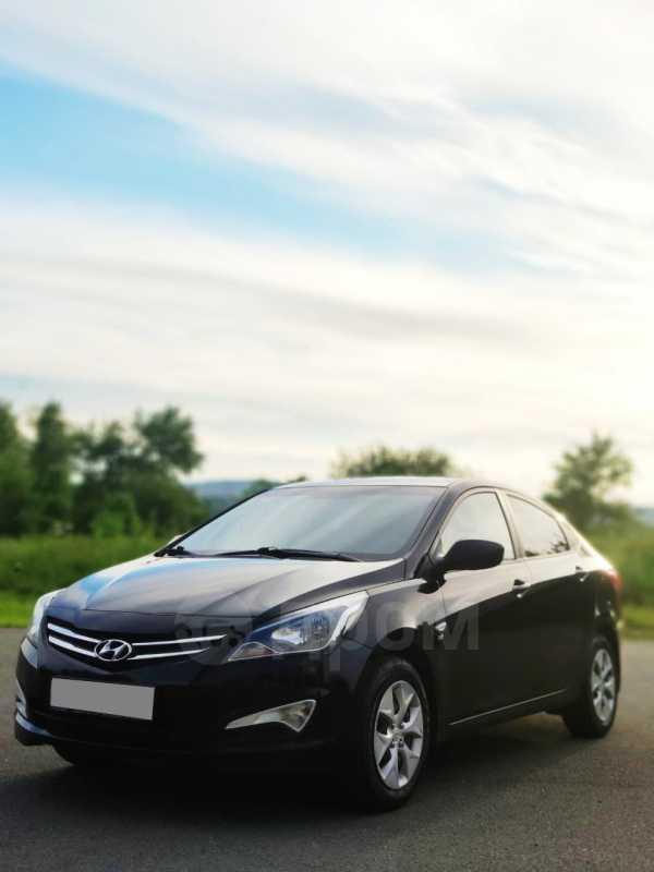 Hyundai Solaris, 2016 год, 585 000 руб.