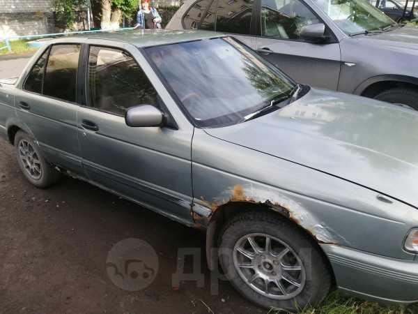 Nissan Sunny, 1990 год, 47 000 руб.