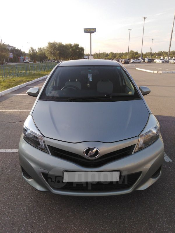 Toyota Vitz, 2011 год, 430 000 руб.