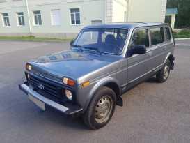 Челябинск 4x4 2131 Нива 2013