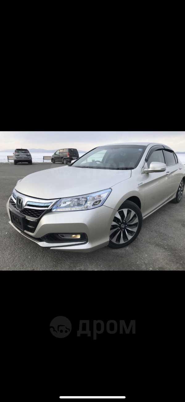Honda Accord, 2015 год, 1 345 000 руб.