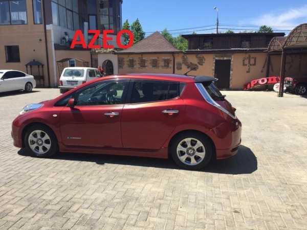 Nissan Leaf, 2013 год, 449 000 руб.