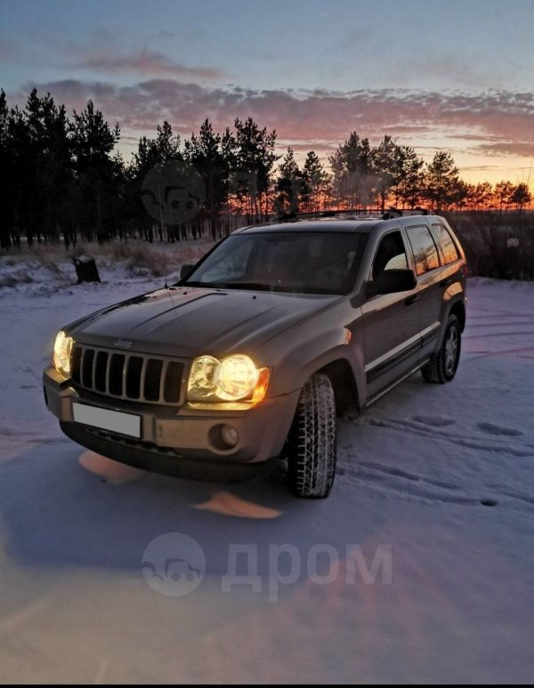 Jeep Grand Cherokee, 2005 год, 455 000 руб.