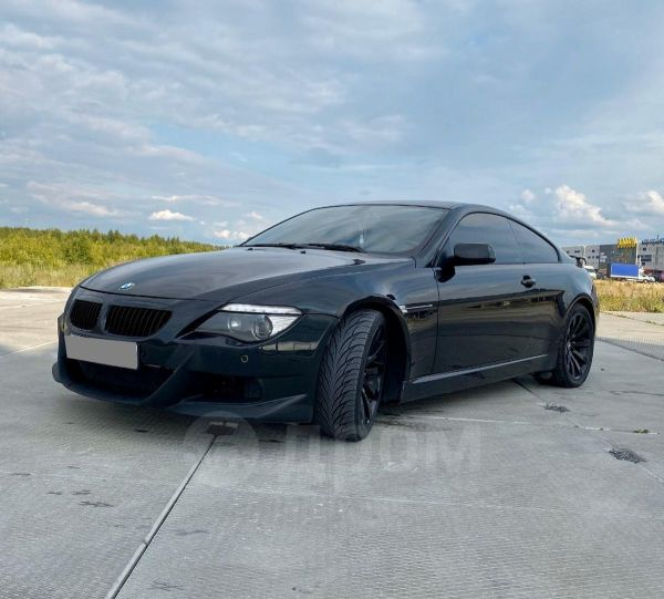 BMW 6-Series, 2007 год, 650 000 руб.