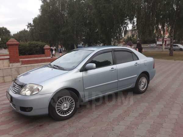 Toyota Corolla, 2006 год, 444 000 руб.