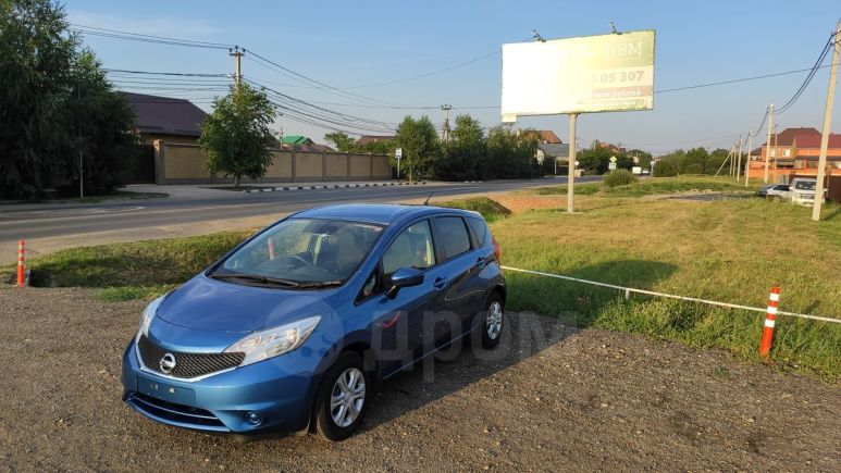 Nissan Note, 2015 год, 520 000 руб.