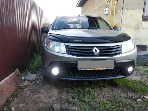 Renault Sandero, 2011 год, 275 000 руб.