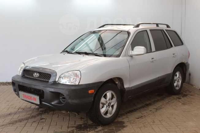 Hyundai Santa Fe, 2004 год, 299 777 руб.