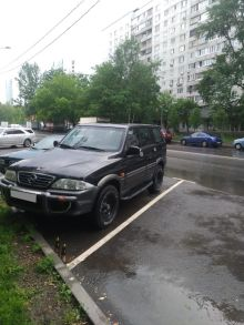 Москва Musso 2002