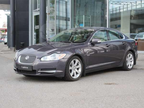 Jaguar XF, 2008 год, 675 000 руб.