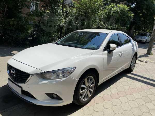 Mazda Mazda6, 2017 год, 1 040 000 руб.