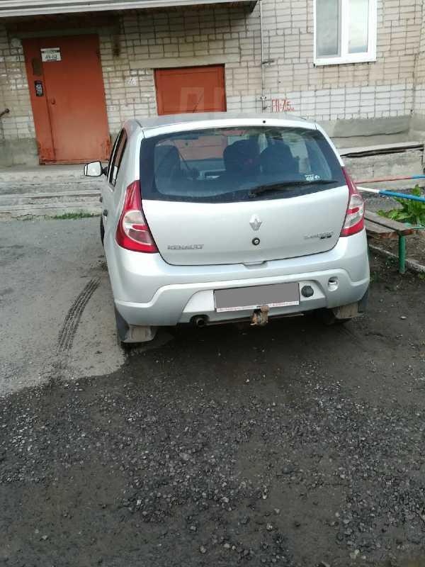 Renault Sandero, 2012 год, 299 000 руб.