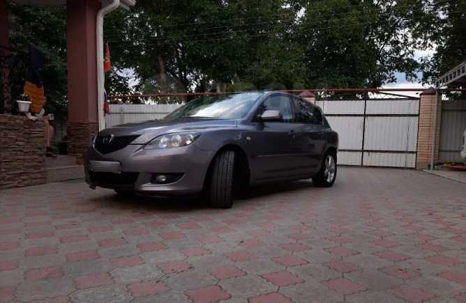 Mazda Mazda3, 2004 год, 360 000 руб.