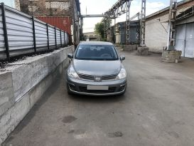Барнаул Nissan Tiida 2008