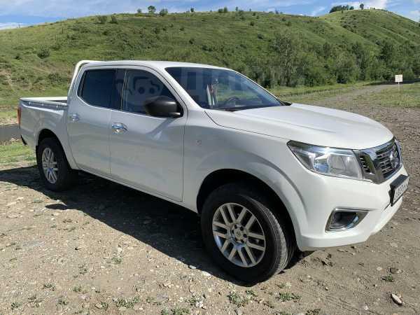 Nissan Navara, 2016 год, 1 320 000 руб.