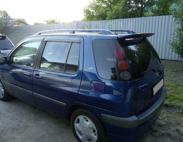 Toyota Raum, 2000 год, 175 000 руб.