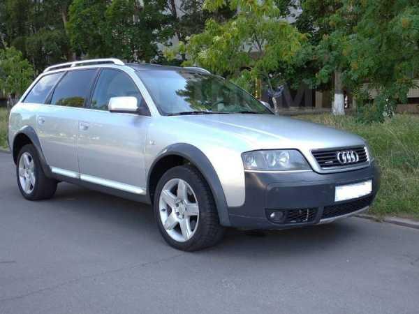 Audi A6 allroad quattro, 2003 год, 425 000 руб.