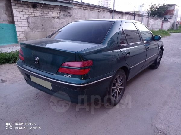 Peugeot 406, 2002 год, 125 000 руб.