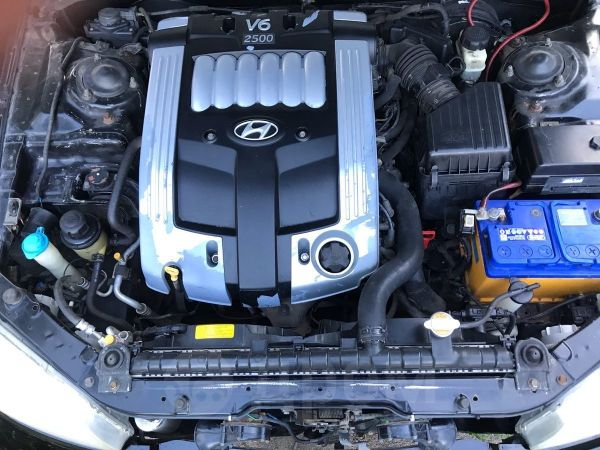 Hyundai XG, 2004 год, 300 000 руб.