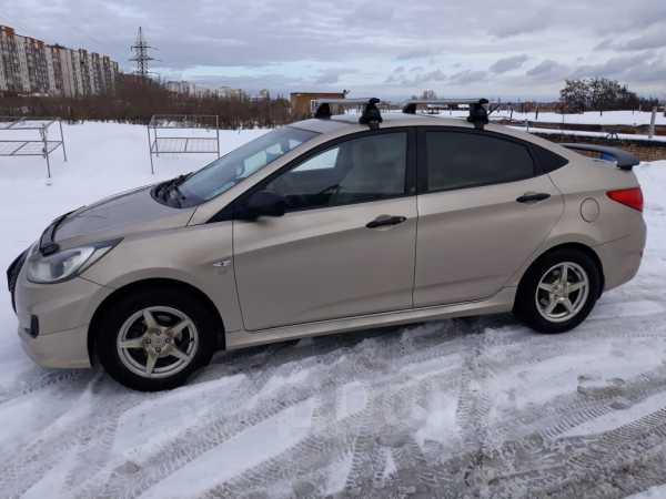 Hyundai Solaris, 2011 год, 405 000 руб.