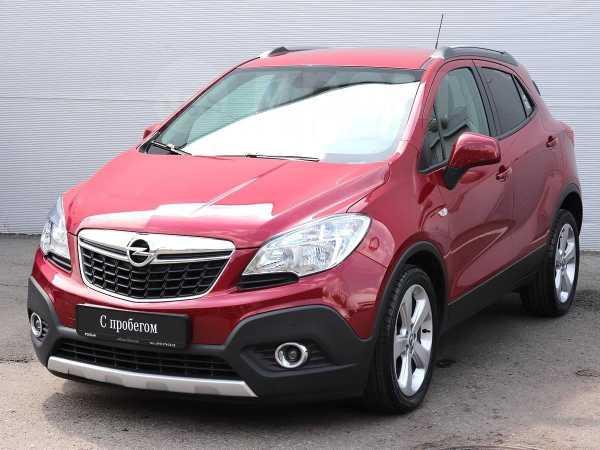 Opel Mokka, 2014 год, 738 000 руб.