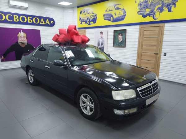 Nissan Gloria, 1997 год, 90 000 руб.