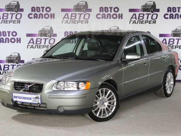 Volvo S60, 2007 год, 770 000 руб.