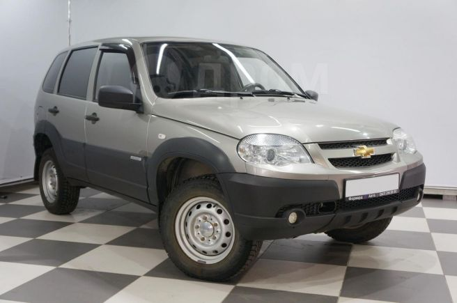 Chevrolet Niva, 2015 год, 419 990 руб.