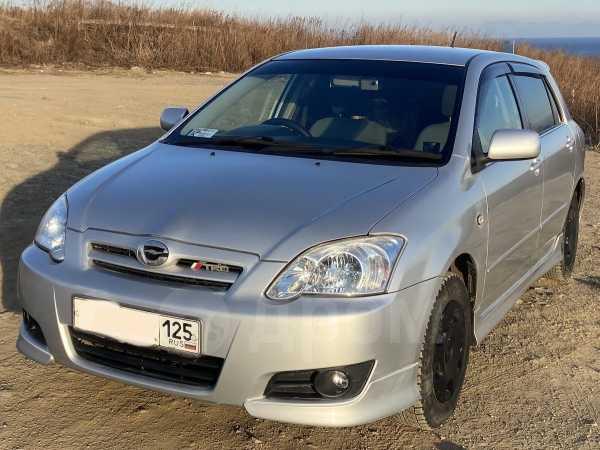 Toyota Allex, 2006 год, 439 999 руб.